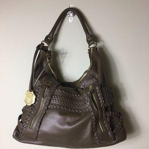Vince Camuto Brown Leather Handbag